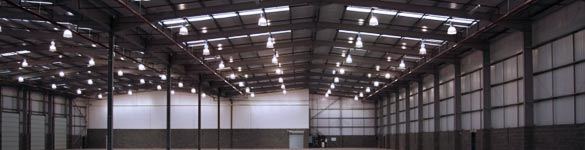commercial electricians header banner